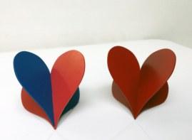 Décoration coeur
