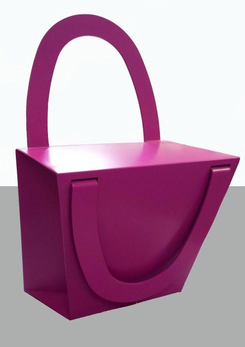 Chaise sac à main
