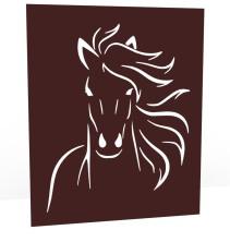 Tableau tête de cheval
