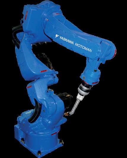 ATELIER DES TROIS MONDES - Robot de soudure